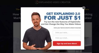 Explaindio 3.0 – The #1 Animation, Doodle Sketch, & Motion Video Creation Software.