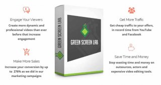 Green Screen Lab – Create Videos That Instantly Captivate Viewers