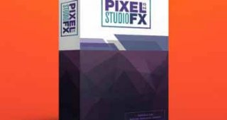 Pixel Studio FX 2.0 – The World's Easiest Drag & Drop Tool For eCovers
